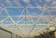 پروژه و تحقیق-انواع سازه های فضا کار و کاربرد آنها در معماری- در 60 صفحه-docx